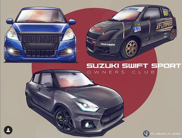 Suzuki Sport Owners Club
